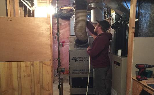 Dave's Duct Cleaning